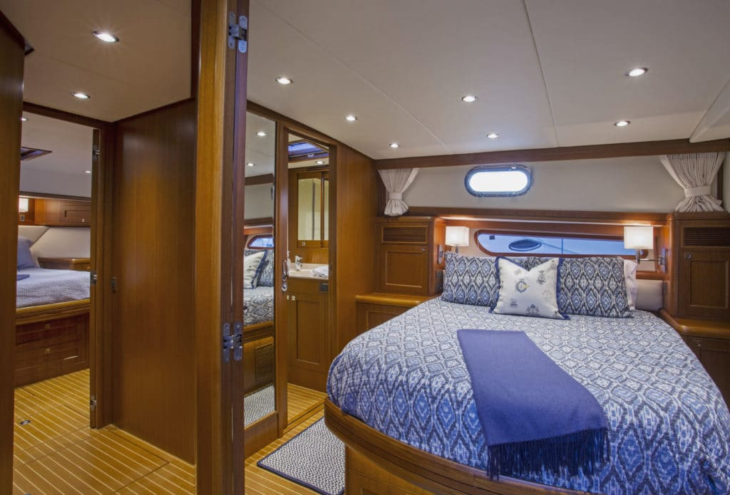 Eastbay 50 SX, 2014 - offered by Essex Yacht Sales