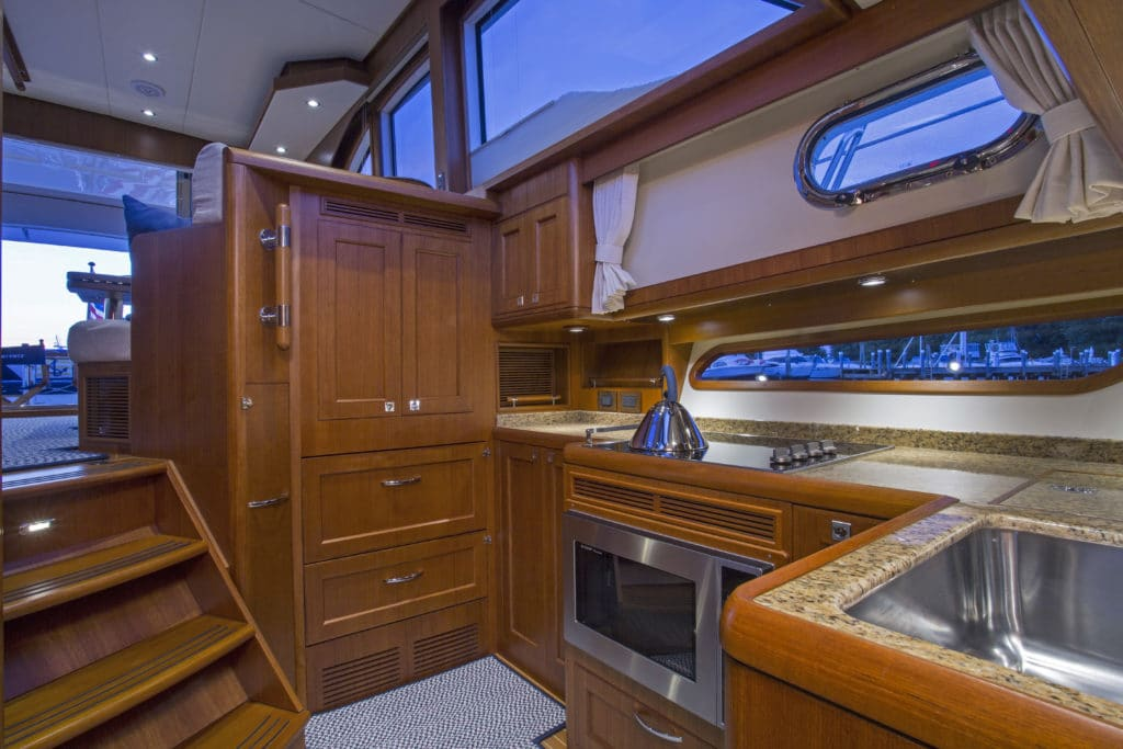 Eastbay 50 SX , 2014 offered by Essex Yacht Sales