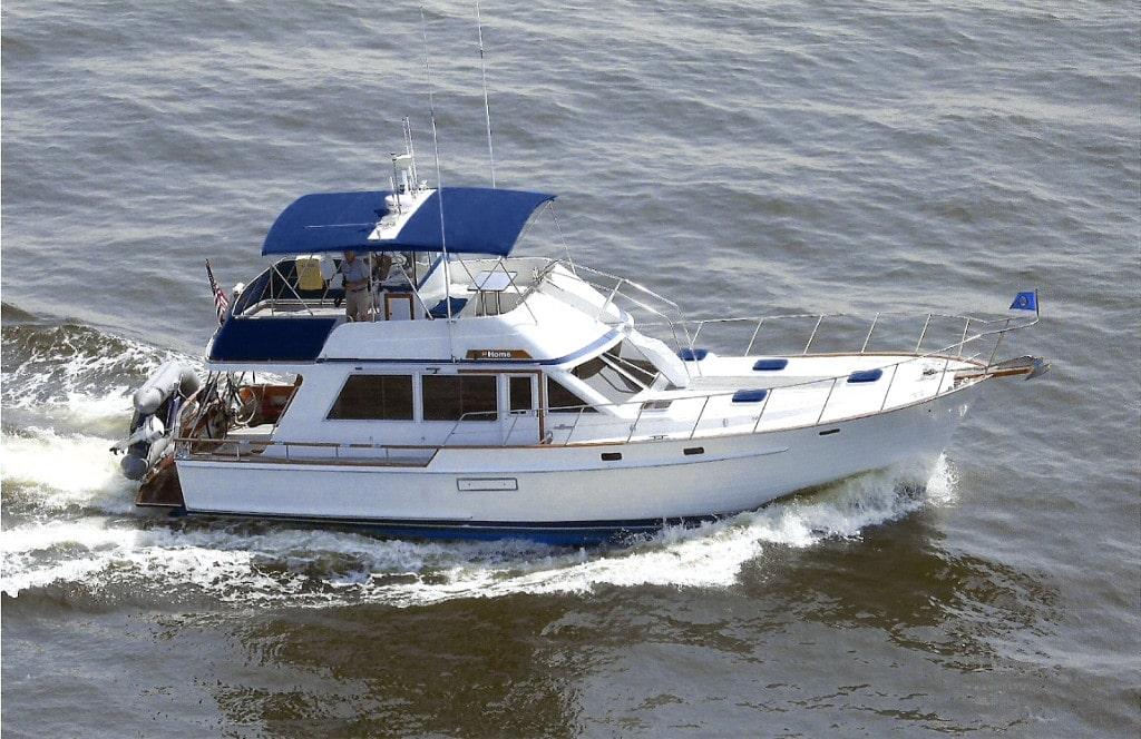 Island Gypsy 44
