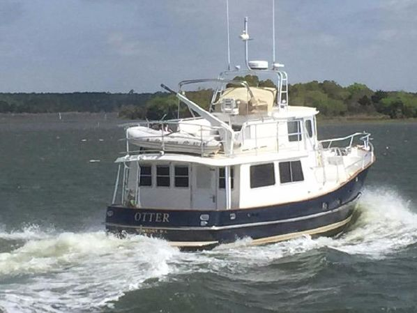 Cherubini 45, Otter, sold by Essex Yacht Sales