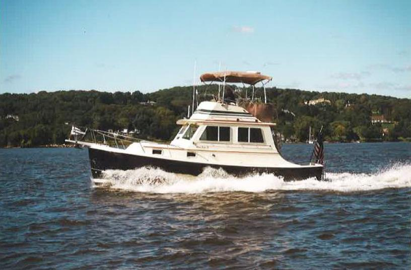 Blue Seas 31, offered by Essex Yacht Sales