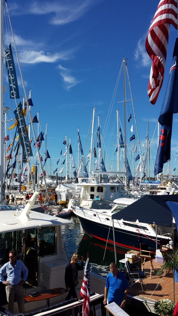 Essex Yacht Sales is exhibiting at the Newport Brokerage Show