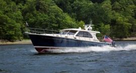 Eastbay 50 SX, 2014 offered by Essex Yacht Sales
