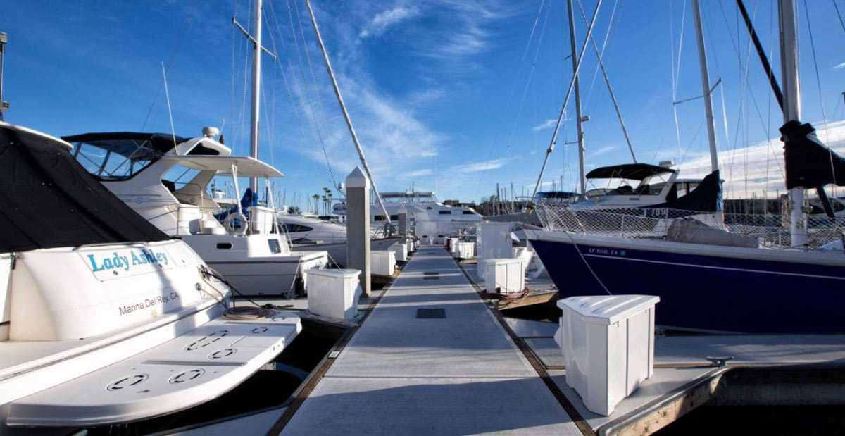 Brewer Dauntless, home to Essex Yacht Sales