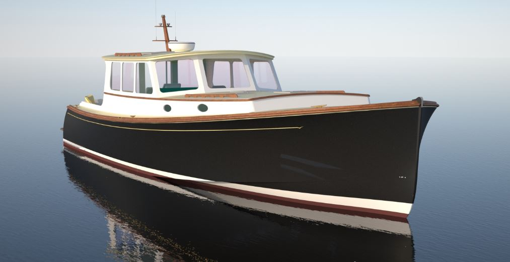 Rockport Marine RM 44 offered by Essex Yacht Sales