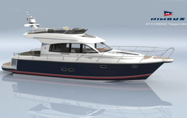 Nimbus 405 Flybridge – New