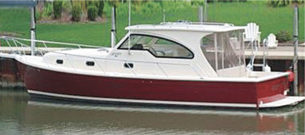 Mainship Pilot 34, Hardtop – 2003