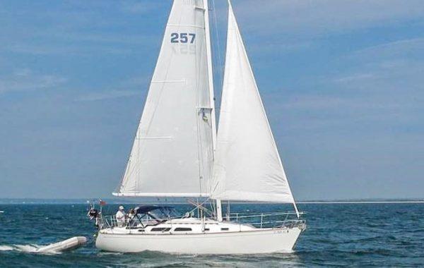 Sabre 362, 2002